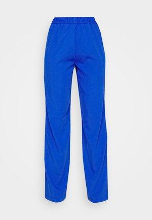 REGULAR PANT - Kalhoty - blue iolite