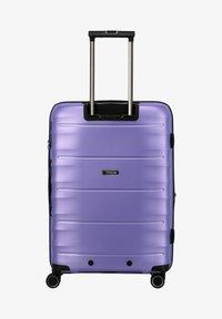 Titan - HIGHLIGHT - Wheeled suitcase - lilac metallic - 1