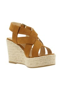 Bullboxer - High heeled sandals - cognac - 6