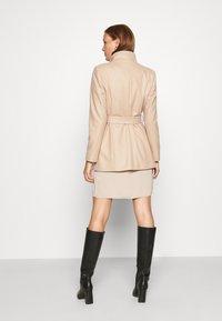 Ted Baker - ROSESS - Classic coat - camel - 2