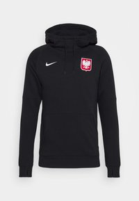 Nike Performance - POLEN HOOD - Club wear - black/white - 4
