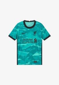 Nike Performance - LIVERPOOL FC - Club wear - hyper turquoise/black - 2