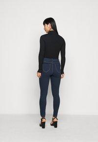 Dorothy Perkins Petite - ORGANIC EDEN - Jeans Skinny Fit - indigo - 2