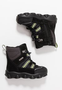 Elefanten - KRISS - Winter boots - schwarz - 0