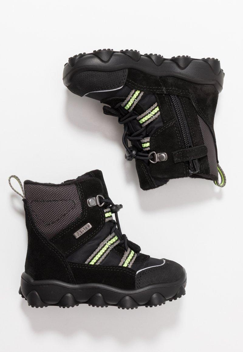 Elefanten - KRISS - Winter boots - schwarz