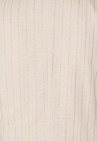 LIU JO - GIACCA - Short coat - sandy beige/gold - 2