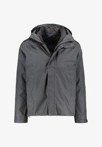 Kaikkialla - Outdoor jacket - anthracite - 0