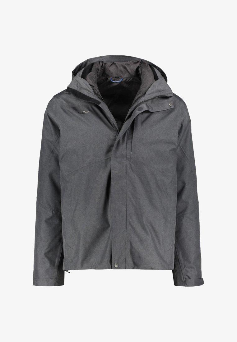 Kaikkialla - Outdoor jacket - anthracite