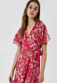 LIU JO - Maxi dress - pink - 3