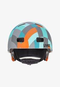 Uvex - MANDANT - Helmet - green checkered (s41497211) - 1