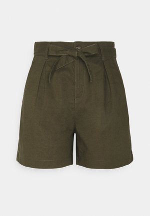 Short - khaki/green