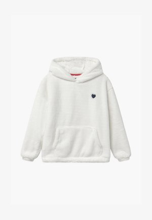 TEEN GIRLS - Fleece jumper - off white