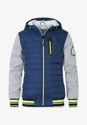 Winter jacket - dark petrol