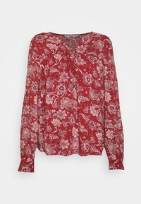 ONLY - ONLVIRGINIA LIFE - Blouse - burnt henna - 4