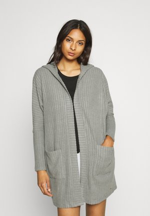 Vest - stone grey