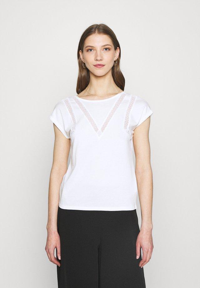 DIRK - T-Shirt print - offwhite
