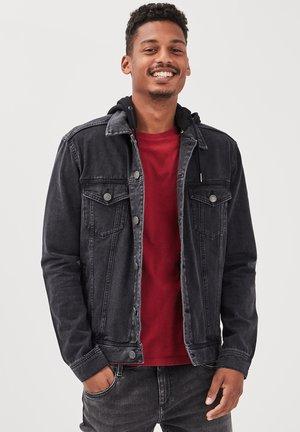 Denim jacket - denim noir
