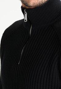 Schott - YANK - Sweter - black - 3