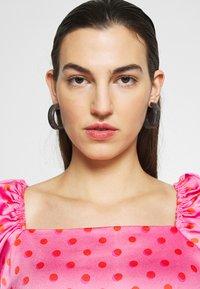 Cras - PILCRAS DRESS - Vapaa-ajan mekko - pink - 3