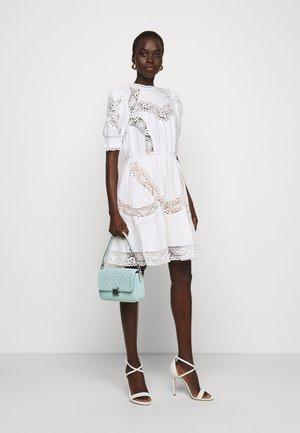 Handbag - fair aqua