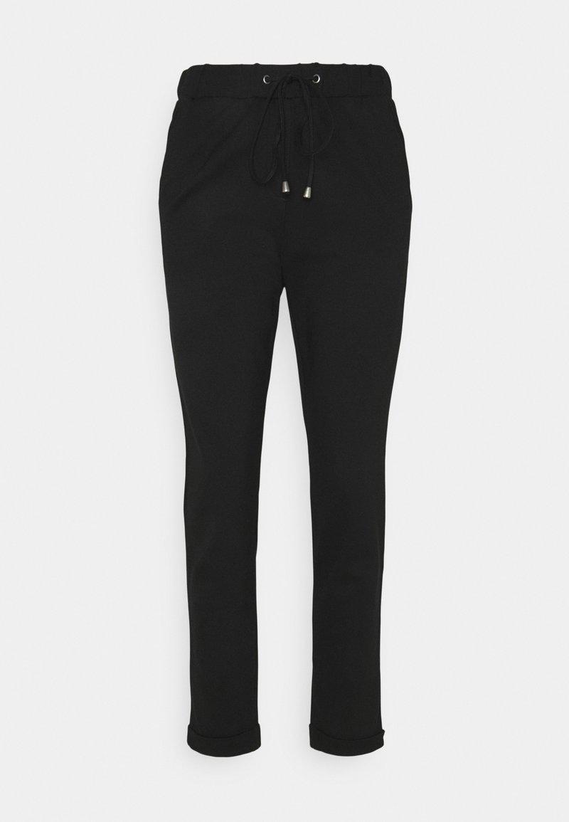 Esprit - JOGGER - Spodnie treningowe - black