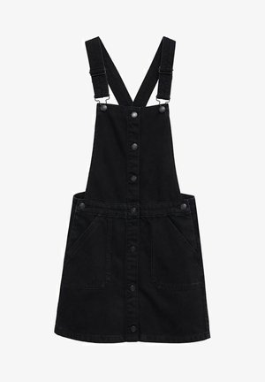 ELSA - Robe en jean - black denim