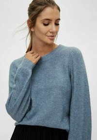 Object - Pullover - blue mirage - 3