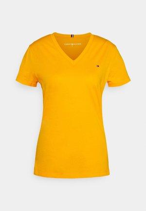 NEW VNECK TEE - Basic T-shirt - solstice