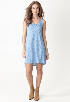 BOBOLINA - Day dress - blue
