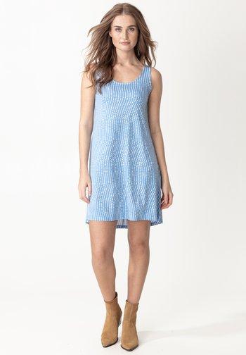BOBOLINA - Korte jurk - blue