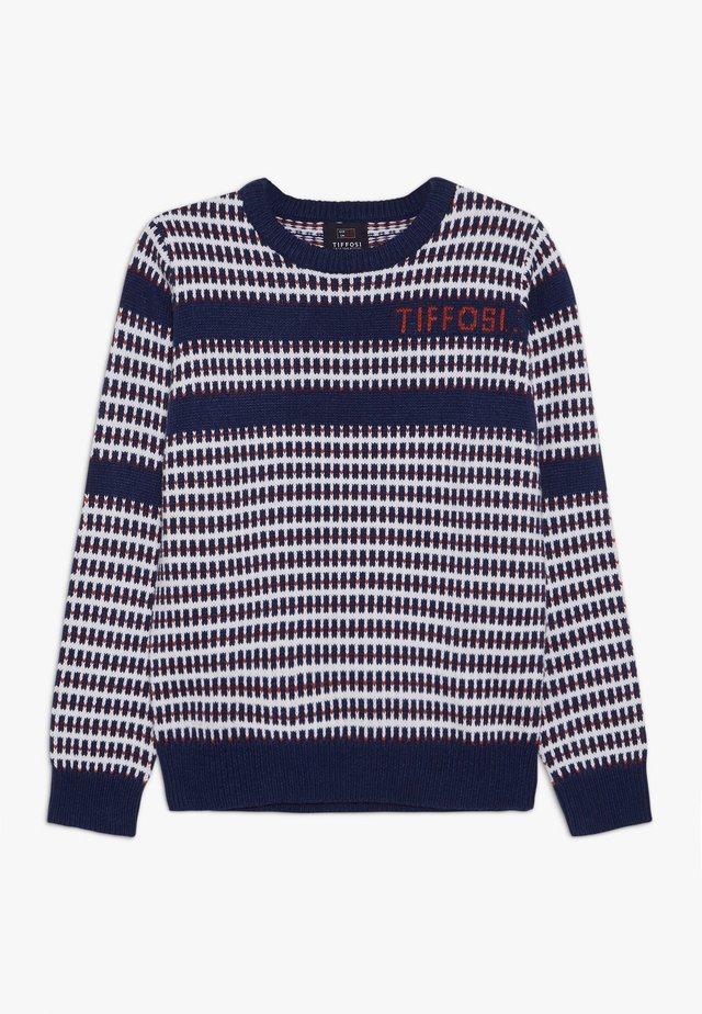 HAROLD - Pullover - blue