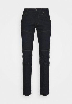 5620 3D SKINNY - Slim fit jeans - visor r stretch denim - dk aged