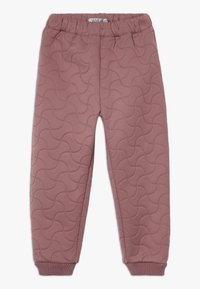 Wheat - THERMO ALEX - Trousers - plum - 0