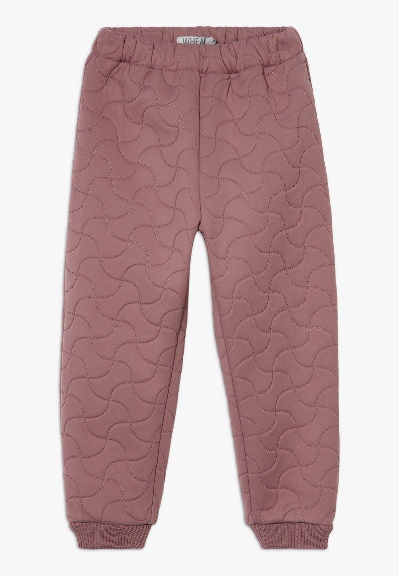 Wheat - THERMO ALEX - Pantalones - plum