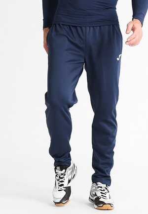 NILO - Tracksuit bottoms - navy