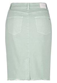 Gerry Weber - Pencil skirt - aqua grey - 5