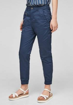 SLIM FIT - Chinos - faded blue