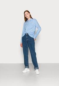 Gap Tall - Button-down blouse - navy - 1