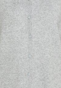 JDY - JDYBRILLIANT - Cardigan - light grey melange - 2
