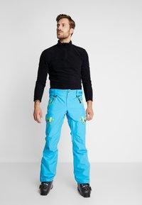 OOSC - FRESH POW - Snow pants - blue - 3