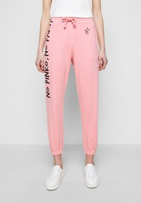 Pinko - ENOLOGIA - Tracksuit bottoms - pink - 0