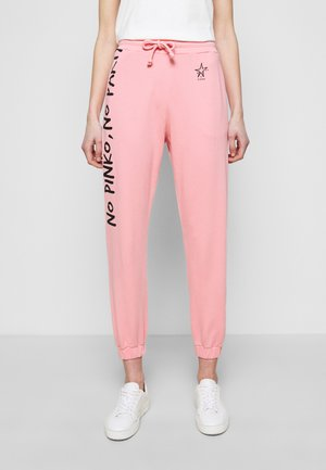 ENOLOGIA - Pantalon de survêtement - pink