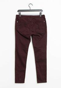 Mango - Slim fit jeans - red - 1