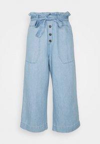 Esprit - Trousers - blue light wash - 0