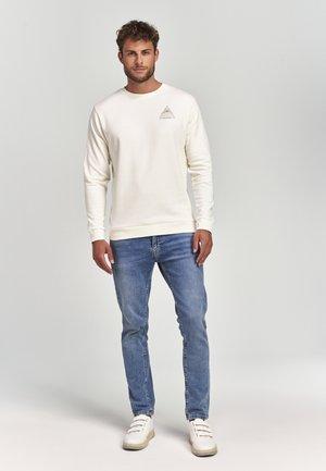 Longsleeve - creme white