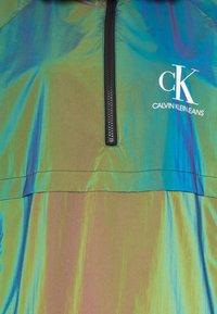 Calvin Klein Jeans - REFLECTIVE POPOVER - Windbreaker - multi coloured - 6