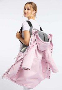 DreiMaster - Winter coat - powder pink - 3