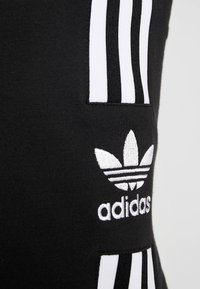 adidas Originals - 3STRIPES ADICOLOR TUBE - Top - black/white - 4