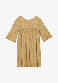 mothercare - FLORAL FLUTE  DRESS - Day dress - mustard - 2