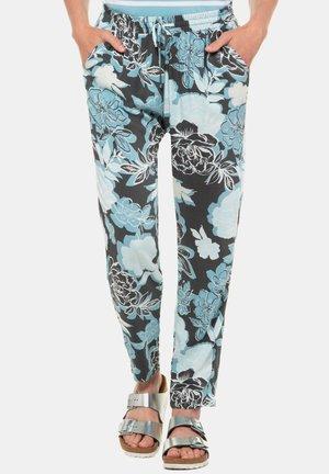 Trousers - pagodenblau